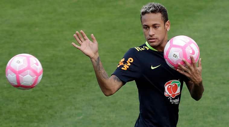 Neymar, Neymar news, Neymar updates, Neymar injury, Neymar PSG, sports news, football, Indian Express