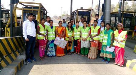 NHAI employs all-women staff at 300 toll plazas across India