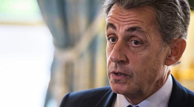 Former France President Nicolas Sarkozy in police custody