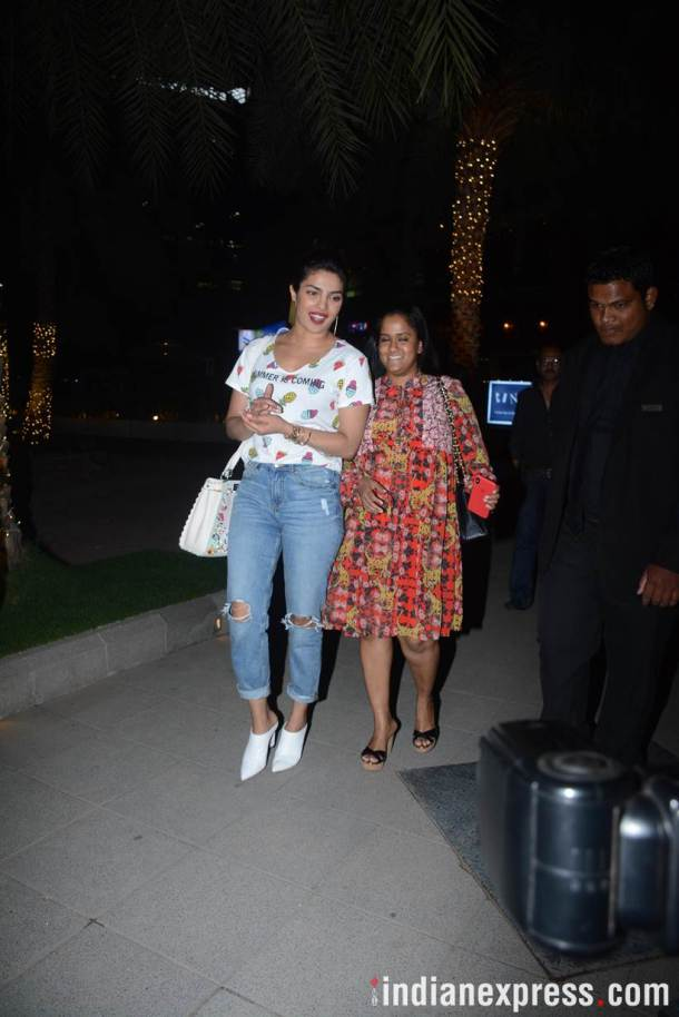 priyanka chopra and arpita khan sharma