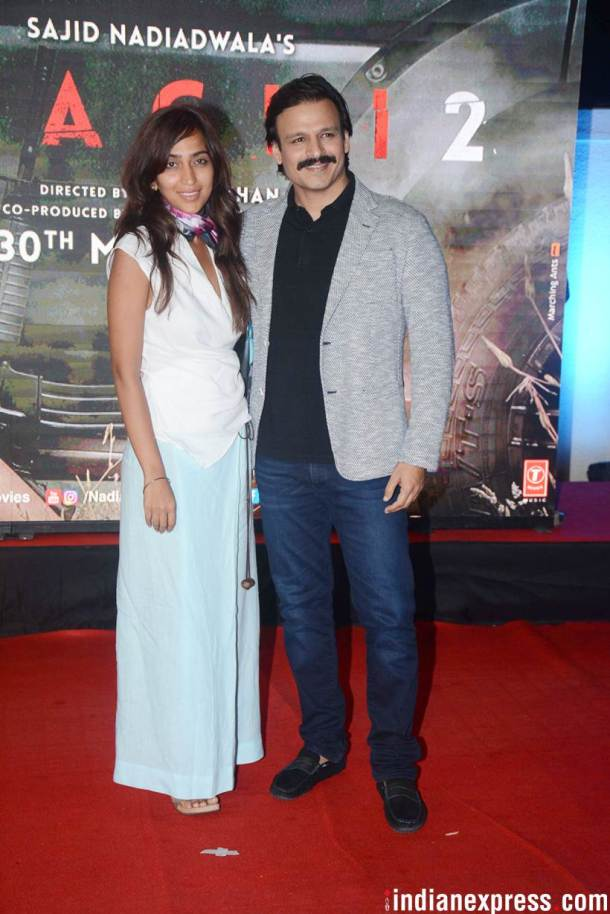 vivek oberoi and wife