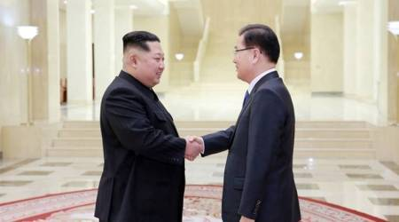 Koreas agree to hold summit talks at border in April: South Korea
