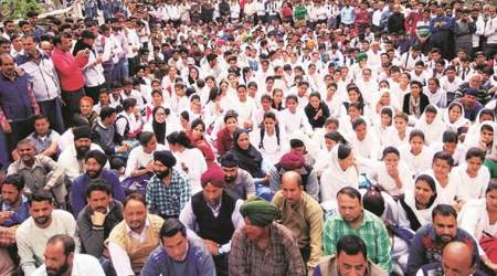 Nowshera stir for district tag: Losses of Rs 200 cr and mounting, traders ready to suffer for future