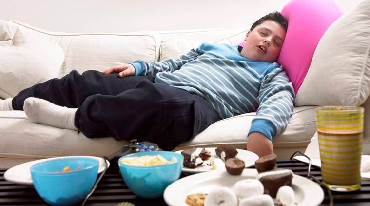 obese, obesity, obese children, obese kids, child obesity, obesity treatment, obesity risk, high fat diet, indian express, indian express news