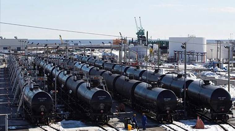 US Crude Oil Price Rallies After Slump