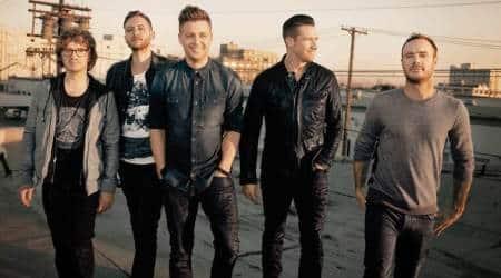 American pop-rock band OneRepublic to perform inIndia