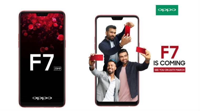 Oppo F7, Oppo F7 price in India, Oppo F7 price, Oppo F7 vs Vivo V9, Oppo F7 launch date, Oppo F7 specifications, Oppo F7 features