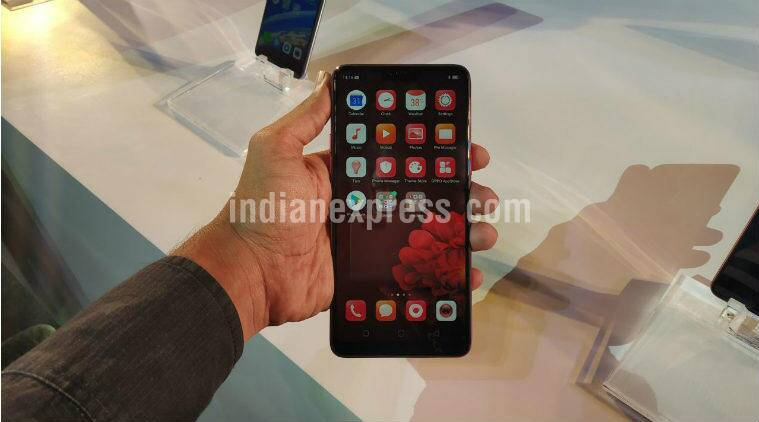 Oppo F7, Oppo F7 review, Oppo F7 price in india, Oppo F7 launch in India, Oppo F7 specifications, Oppo F7 features, Oppo F7 performance, Oppo F7 camera review, Android, Oppo
