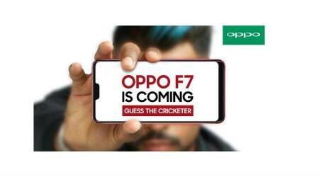 Oppo F7 with iPhone X-style notch to launch in India soon