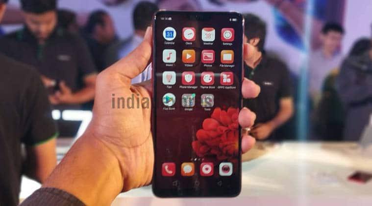 Oppo F7, Oppo F7 price in India, Oppo F7 sale, Oppo F7 vs Vivo V9, Oppo F7 specifications, Oppo F7 sale date, Oppo F7 features, Oppo F7 camera