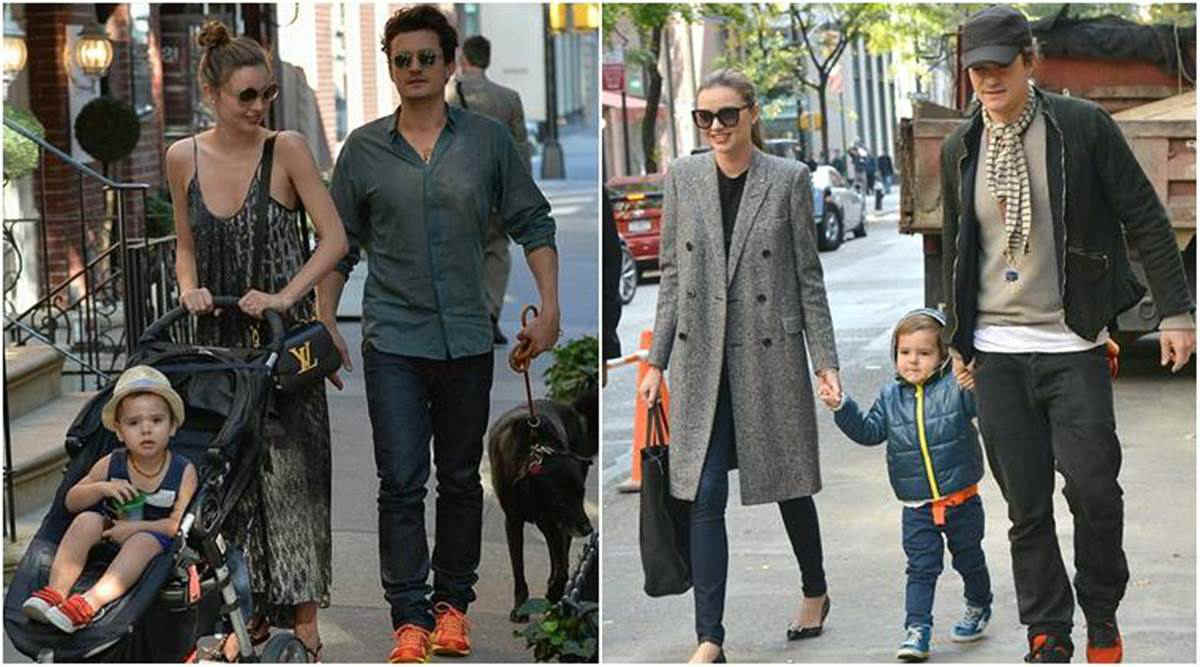 We Are A Modern Patchwork Family Orlando Bloom On His Relationship With Ex Miranda Kerr Entertainment News The Indian Express