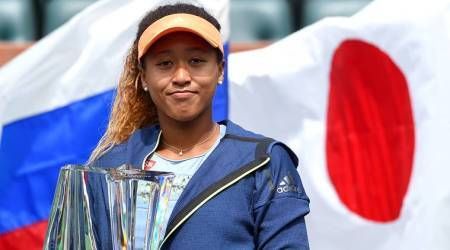 Naomi Osaka dominates Daria Kasatkina for first career title at Indian Wells