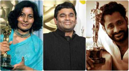 Indians who have won an Oscar