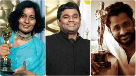 Indians who have won anOscar