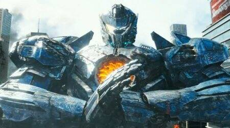Pacific Rim Uprising dethrones Black Panther at North American boxoffice