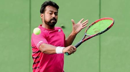 Leander Paes ends runner-up in Dubai, likely to return to top-50