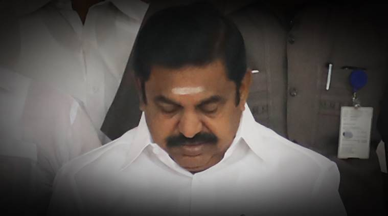 Tamil Nadu CM Palaniswami awarded highway projects to relatives, says DMK