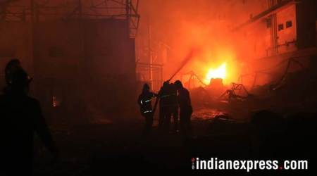 Tarapur chemical factory blast: Inquiry report points to series  of violations by Novaphene