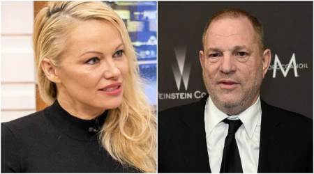 Pamela Anderson Harvey Weinstein