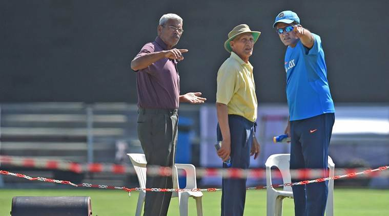 Pandurang Salgaonkar, Pandurang Salgaonkar news, Pandurang Salgaonkar curator, Pandurang Salgaonkar pitch curator, sports news, cricket, Indian Express