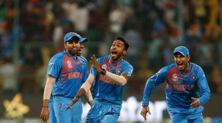 India beat Bangladesh by a run in ICC World Cup.