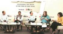 Need to raise army of people to bust fake news: Panel at ExpressThinc