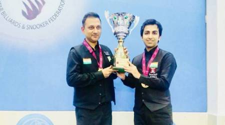 Pankaj Advani-led India pip Pakistan to win Snooker Team World Cup