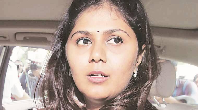 Pankaja Munde, Maharashtra Women and Child Development minister