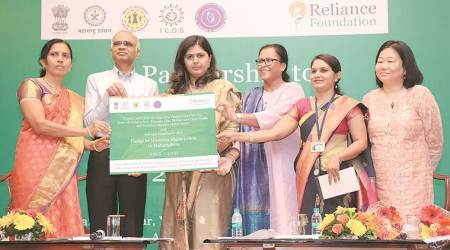 To develop gardens in anganwadis: Maharashtra signs MoU with RelianceFoundation
