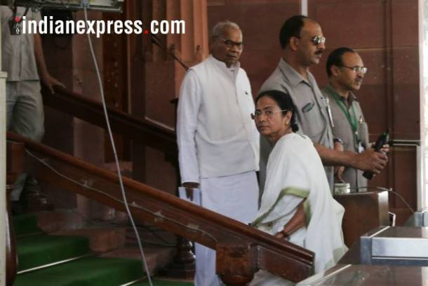Parliament session, Parliament budget session, budget session, no confidence motion, TDP, YSR Congress, Congress, Mamata Banerjee, WB CM Mamata Banerjee, India News, Indian Express News