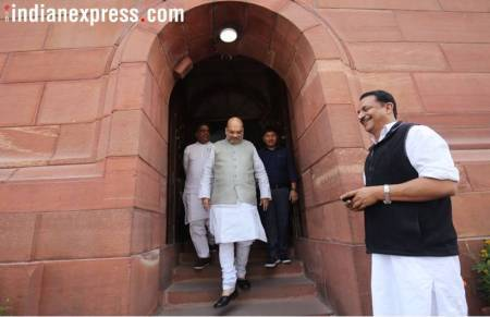 BJP's Dalit MPs to meet Amit Shah over apex court order diluting SC/ST Act