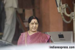 39 Indians kidnapped in Iraq were killed but Harjit Massih was lying: Sushma Swaraj tells Parliament