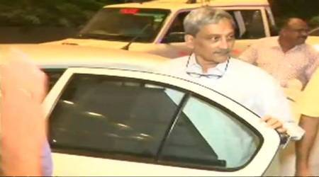 For further treatment, Manohar Parrikar leaves for US