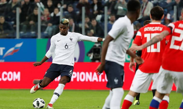Paul Pogba, France, Russia, France vs Russia, France vs Russia racism, racism news, 2018 FIFA World Cup