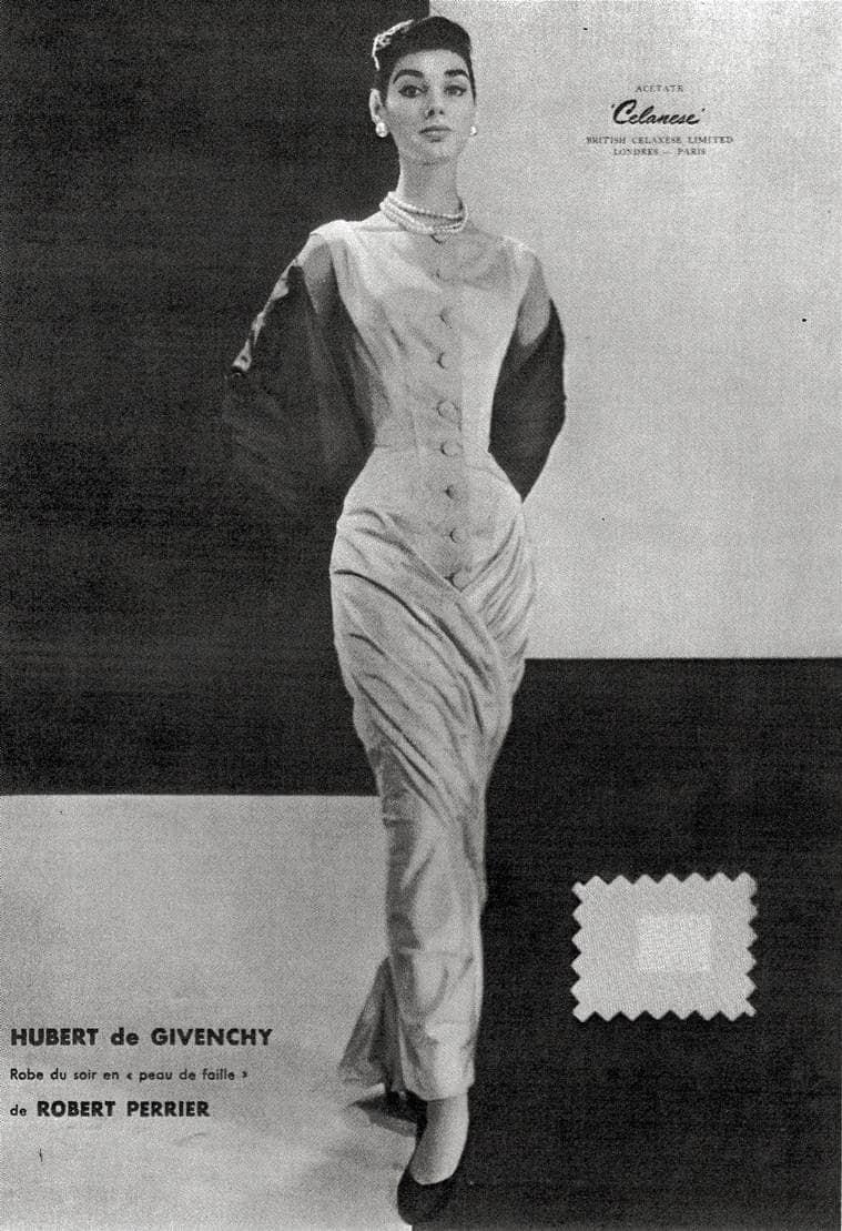 Audrey Hepburn, Hubert de Givenchy, Hubert Givenchy, Hubert de Givenchy