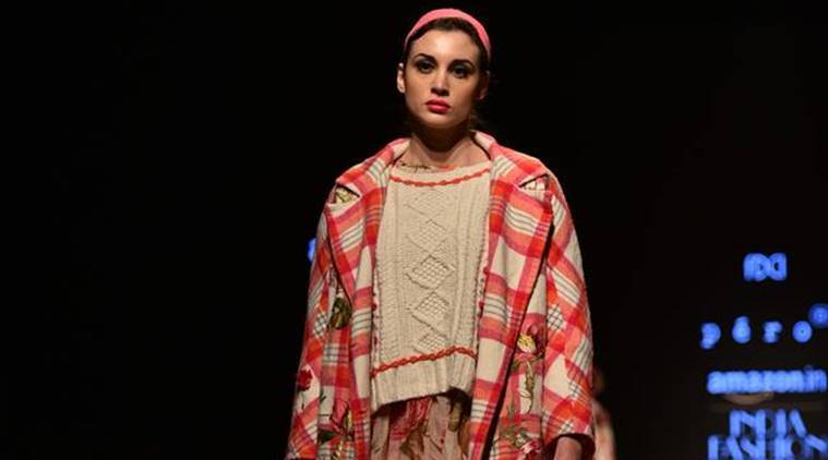 Pero's handwoven line rules the runway at AIFW