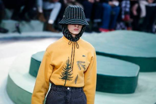 Paris Fashion Week, Paris Fashion Week latest photos, Paris Fashion Week Lacoste, Paris Fashion Week Lanvin, Paris Fashion Week Maison Margiela, indian express, indian express news