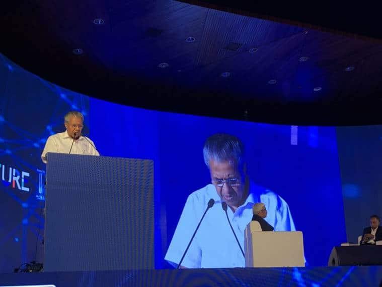 Kerala CM Pinarayi Vijayan launches unified governance app at global digital summit
