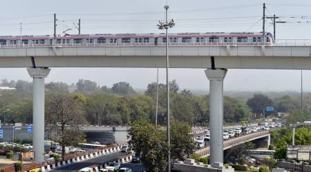 Delhi Metro Pink Line: All you need to know about this route and themap