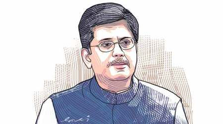 """Delivering his response at the end of the session, minister Piyush Goyal took a jibe at Congress's Shashi Tharoor, saying that since he is a """"Hindi bhaashi"""" (Hindi speaker) he could not understand Tharoor's accent and thus not grasp everything he said."""