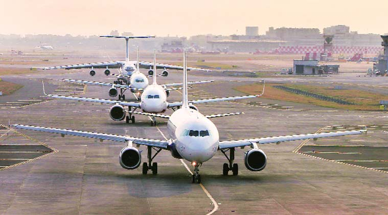 Airline bankruptcies surge, leaving rivals vying for planes