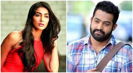 Pooja Hegde to romance Jr NTR in Trivikram's directorial