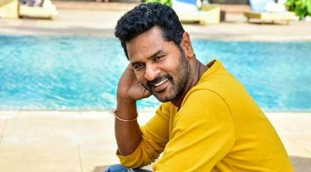 Prabhudheva dons khaki for the first time in his upcoming film