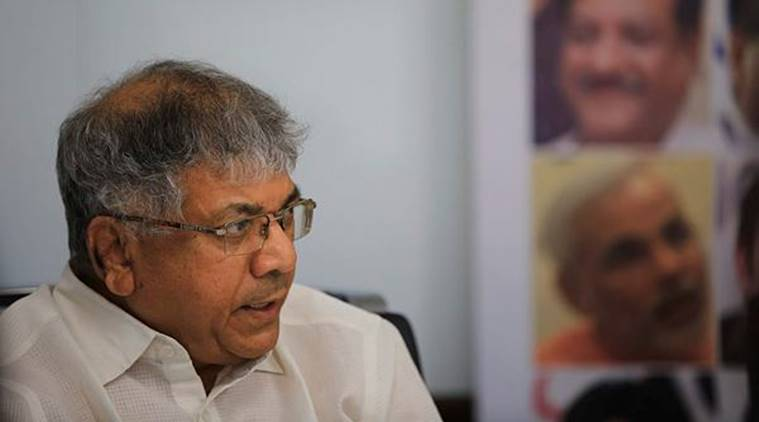 anti atrocities act, prakash ambedkar, br ambedkar grandson, dalit rights, dalit atrocities, indian express