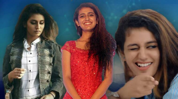 Priya Prakash Varrier is cuteness overload in her latest photo shoot; see pics