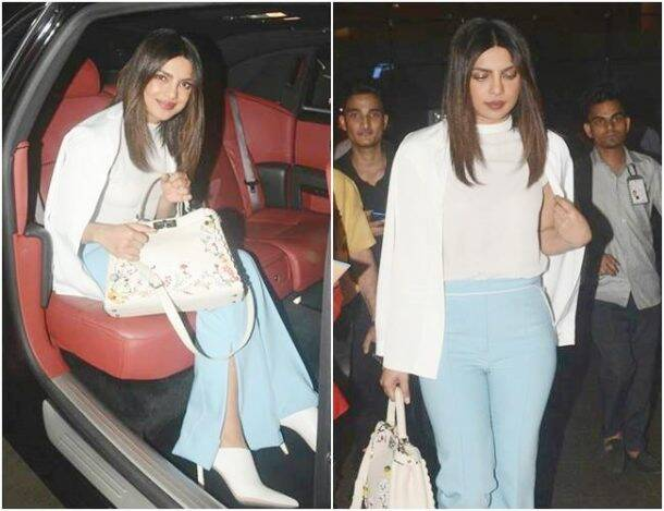 fashion hits and misses, Priyanka Chopra, Kangana Ranaut, Shilpa Shetty, Manushi Chhillar, Mahira Khan, Taapsee Pannu, Disha Patani, Dia Mirza, Ileana D'Cruz, Pooja Hegde, Tamaannaah Bhatia, Nimrat Kaur, Esha Gupta, Richa Chadha, Sonal Chauhan, celeb fashion, bollywood fashion, indian express, indian express news