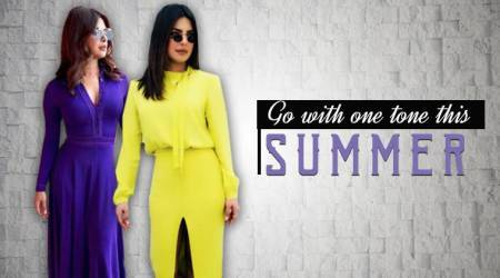 Priyanka Chopra's colourful wardrobe is giving us some serious summer fashion goals