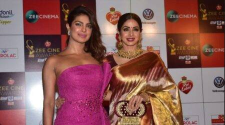 Priyanka Chopra: Sridevi is one of the reasons I became an actor