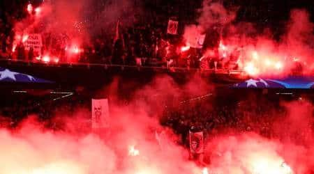 PSG ordered to partially close stadium for next Europeanmatch