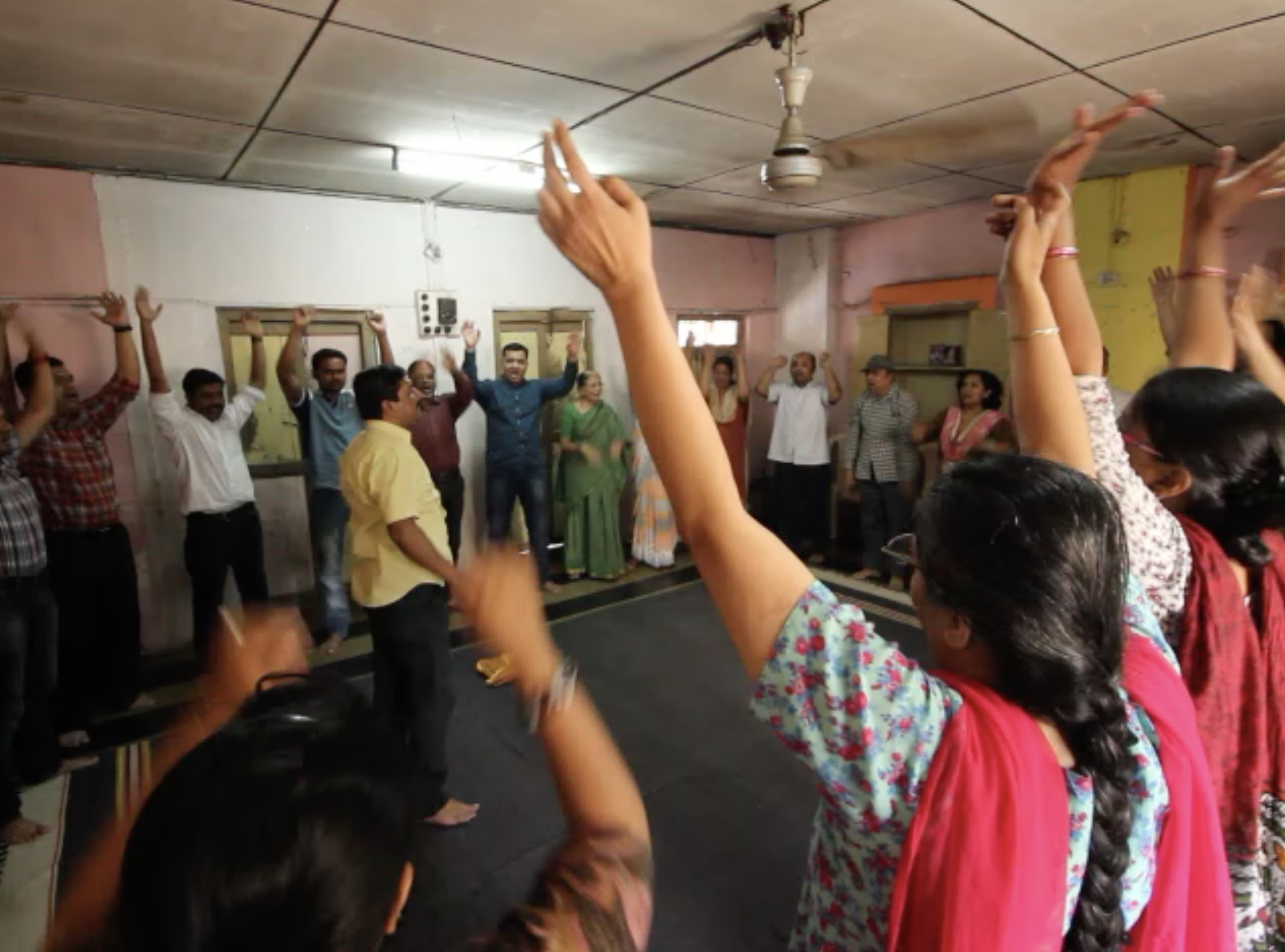 CHANGE: This support group in Pune has found a unique way of healing themind